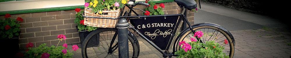 Starkey's in bloom